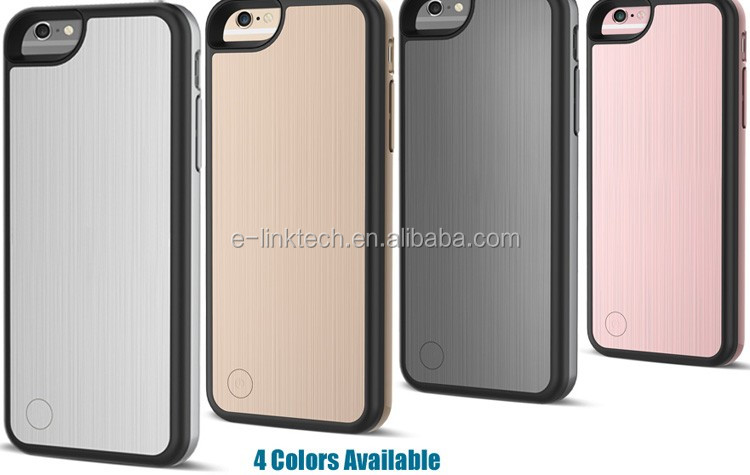 Newest Ultra Slim Backup Battery Case for iPhone 6/6s