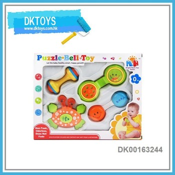 Newest Cheap Eco-friendly Funny Teething Toy For Babies