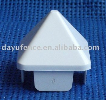 "Sharp Cap For 1.5""x1.5"" Picket fencing (DY1515S)"