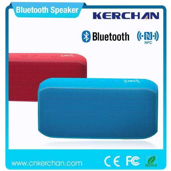 2014 Best super bass bluetooth speaker, portable blooth speaker for bicycle