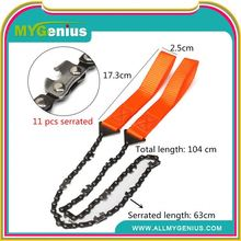 portable hand saw chain (small hand saw chain ) ,H0T023 saw , wire saw wood