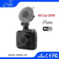Best 4k dash cam car camera video recorder with GPS and wifi