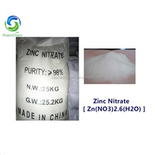 Factory supply industry grade Zinc nitrate price competitive