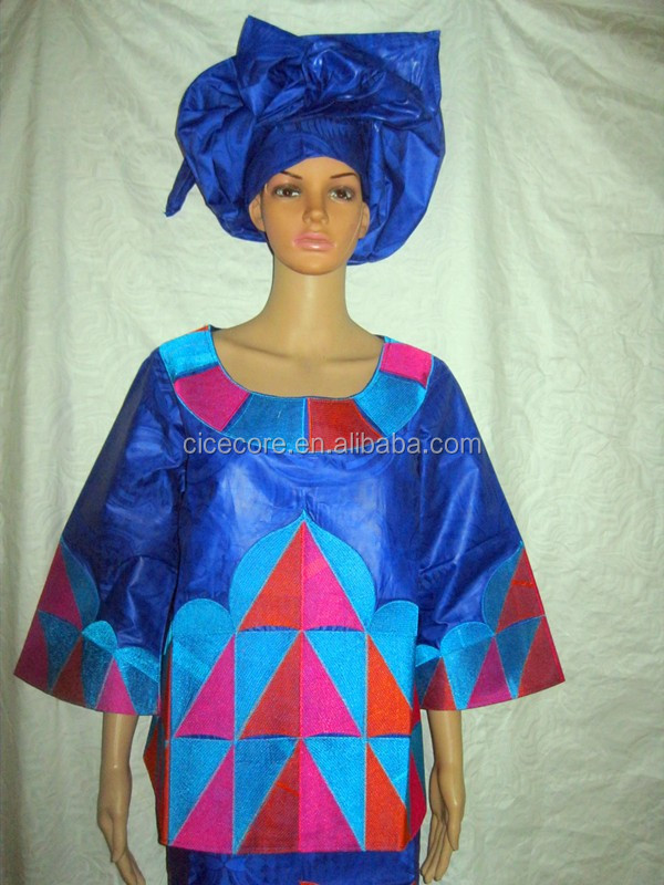 AFRICAN DRESSES NEW AFRICAN BAZIN RICHE EMBROIDREY DRESS AFRICAN FABRICS LONG DRESSES