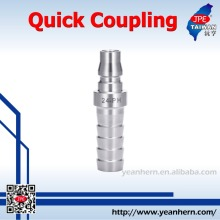 Years Of Experience In Foreign Trade 1/2'' Hose Nipple SS304 Quick Coupling