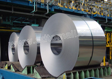 GI steel coil/sheet for construction raw materials flat steel products of galvanized steel coil with good quanlity and best pri