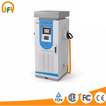 China manufacturer JFY CSI series five-wire system Level3 EV Charging Station
