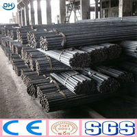 high tensile steel , deformed rebar , reinforcing bar