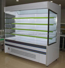 supermarket refrigeration equipment open display case