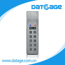Datage UFlash250 2013 Top Selling Encryption USB2.0 Drives