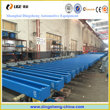 LIGE used 2 post car lift machine wheel alignment machine and lift DS-B4000