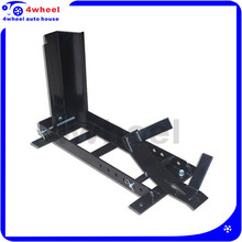 1500lbs Motorcycle Front Wheel Chock Lift Stand For Sport Bike