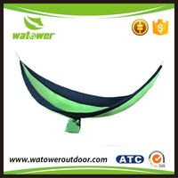 factory directly wholesale indoor and outdoor parachute nylon fabric hammock