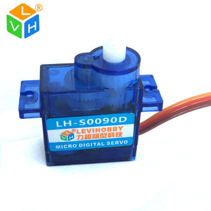 LVH 9g Servo Digital Micro Servo Motor for RC Toy Helicopter Airplane