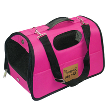 BSCI Big Oxford Cloth Breathable Airline Travel Dog Bag