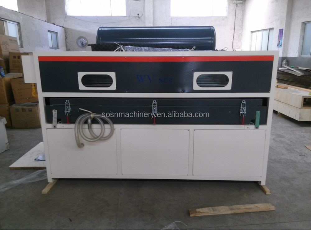 Automatic Pvc Vacuum Laminating Membrane Press Machine