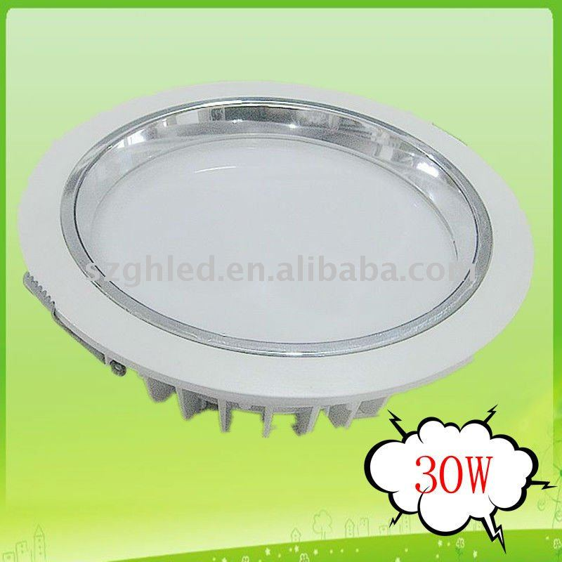 30W High Power LED Ceiling Light for shops