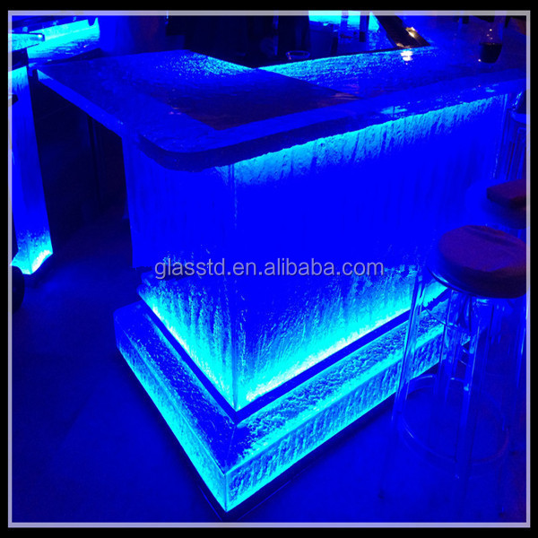 Luxury restaurant bar counter tops/modern table bar