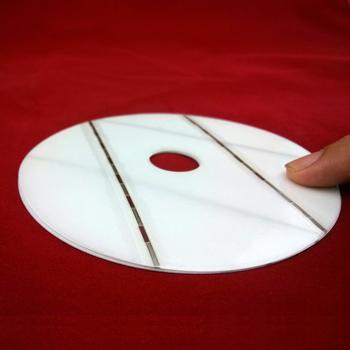 Retail Store CD DVD Game Discs Security Alarm Label