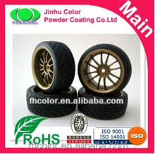 Bronze powder coating spray paint for metal