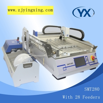 Surface Mount System, SMD Mounting Machine, 0402,0605,5050,0803,SMT280