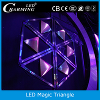 New products led magic video display panel