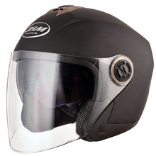 Novelty Open Face 3/4 Helmet Biker Motorcycle Scooter helmet