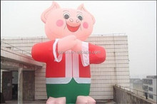 Huizun customized outdoor cheap inflatable cartoon for advertising for promotion