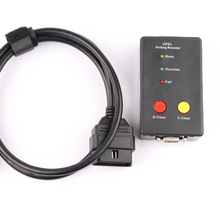 new Opel Airbag Reset Tool.Handheld OBD Light Airbag Inspection ServiceTool For Opel Astra,Zafira