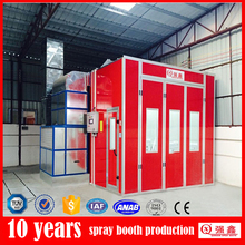 QX2000AB LED Light Car Paint Spray Booth