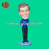 High simulation 3d bobble head