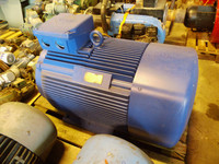DC Motor, 3-Phase Induction Motor, Kw 132, Second Hand