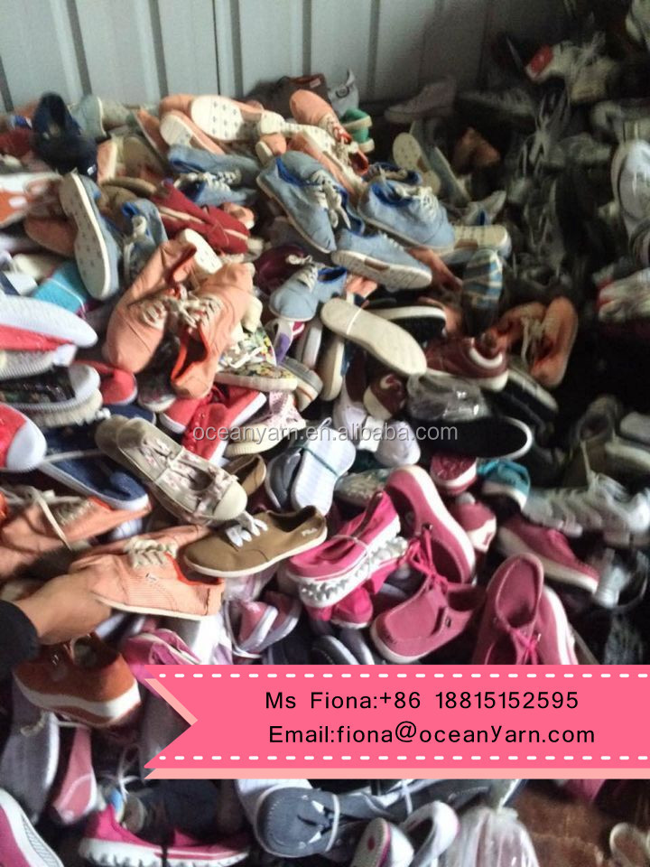 bales of mixed used clothing used shoes for sale