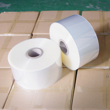 Custom printed opp cellophane plastic film rolls