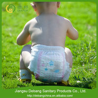 Baby useful OEM Super dry diaper production line