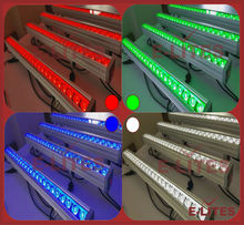 strip club supplies led curing light washer 36x10w RGBW 4 In 1 IP65