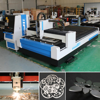 300w/500w/750w/1000w/1200w/2000w metal sheet cnc fiber laser cutting machine with high quality & low price