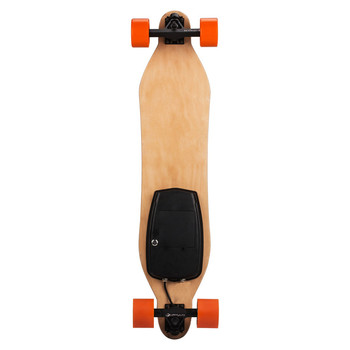 wholesale fish plate boosted electric skate board remote control electric skateboard