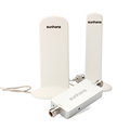 800MHz Cell Phone Mobile Booster With Indoor Outdoor Whip Antenna GSM Mobile Signal Repeater