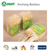 bamboo skewers and toothpick manufacturer in china