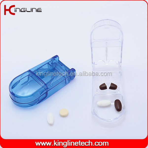 high quality plastic pill cutter (KL-9002)