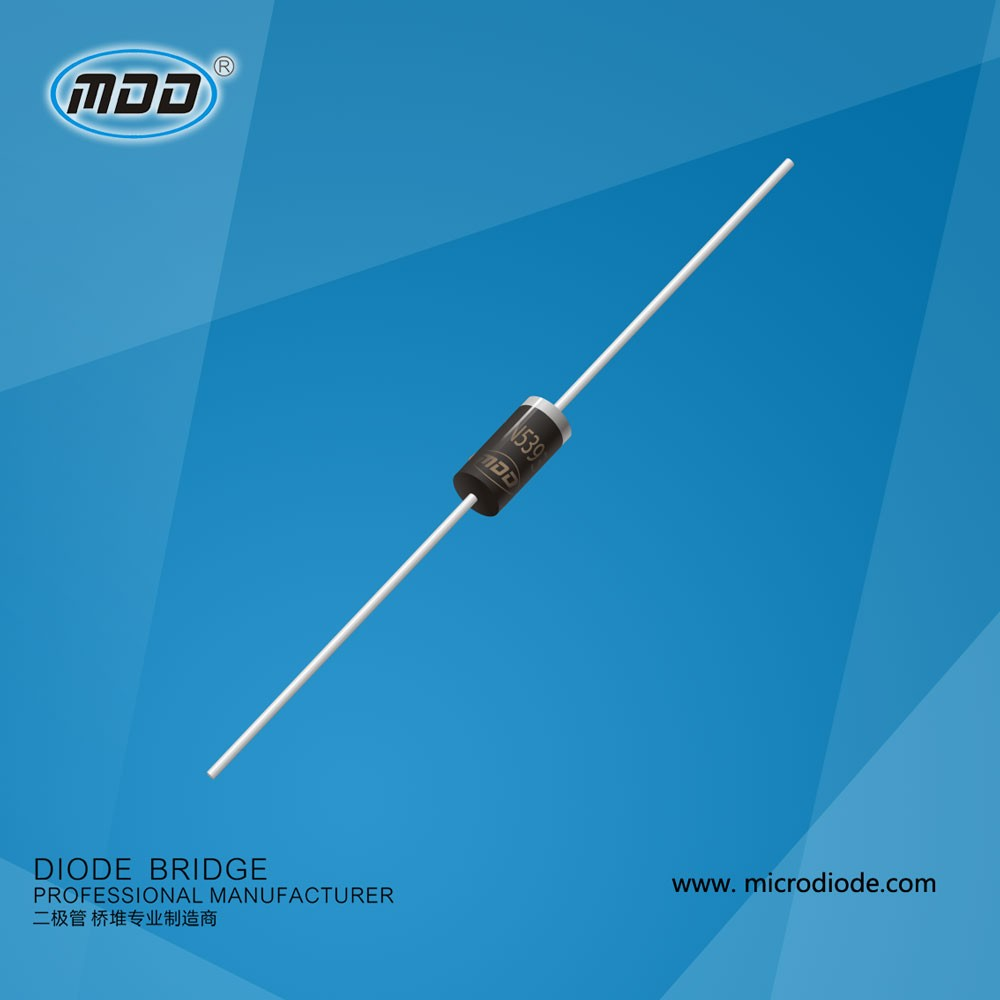 Hot selling Silicon Plastic Rectifier Diode 1N5393
