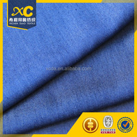 "58/60"" cotton TR material 8oz spandex denim fabric"