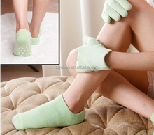 Wholesale popular Moisturizing gel gloves and socks cotton SPA gel gloves and socks gel moisture socks and gloves