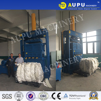 Proffesional Y82 hydraulic rice husk compactor manufacture