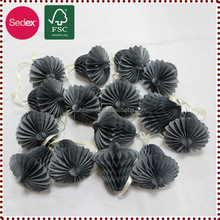 2014 winter hottset decorations Christmas grey ornamental trees