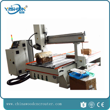 4 axis cnc router woodworking price good plate board cnc router cylinder mould cnc machine
