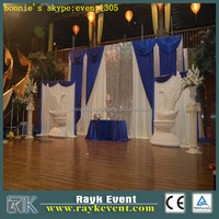 clearance price backdrop pipe and drape 7-12ft telescopic