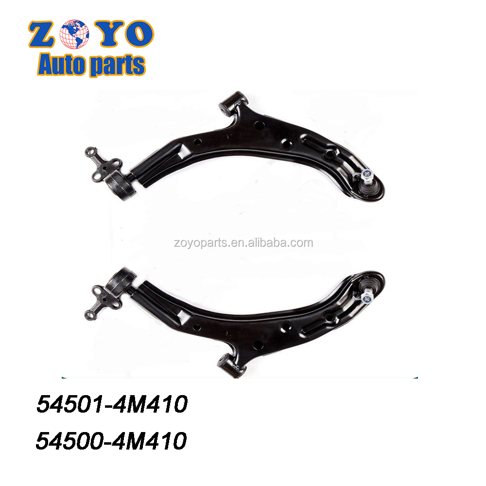 54501-4M400/54500-4M400/MS20462/MS20463 control arm for nissan,for nissan Sentra auto parts