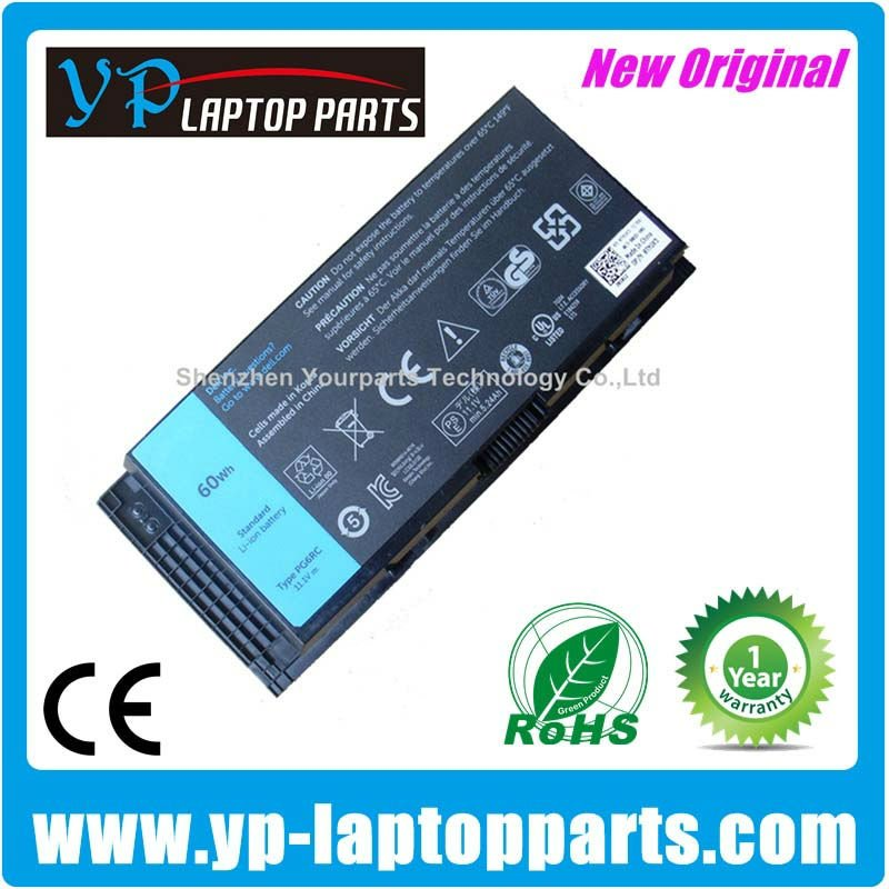 New Original Battery Laptop Battery PG6RC for DELL M4600 M6600